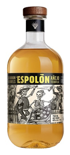 Espolon Tequila Anejo Finished In Bourbon Barrels 750ml